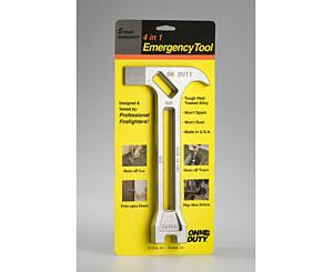 4 in 1 Emergency Tool