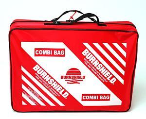 Combi Trauma Burn Kit in Nylon Case