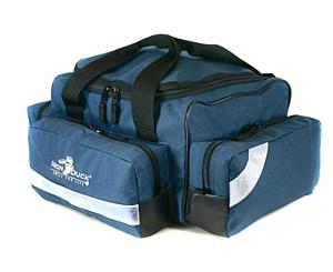 Pack Case Triple Trauma Bag, Navy Blue