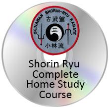 Shorin Ryu Home Study Course DVD
