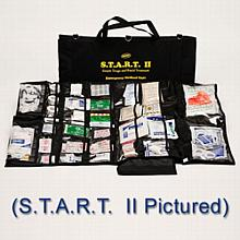 """S.T.A.R.T. II"" 217 Piece Emergency Medical Unit"