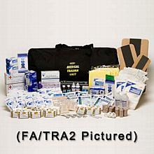 Trauma Kit - Deluxe 50 Person