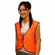 Safety Vest--Orange (Pack of 25)