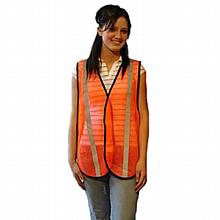 Safety Vest--Nylon w/reflective tape