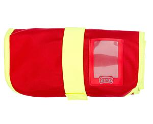 G3 First Aid Quickroll Intubation Kit, Red
