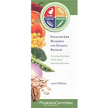 Food for Life Brochure