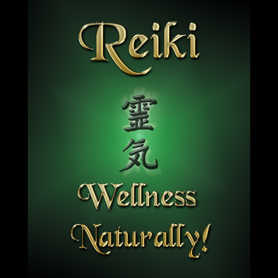 Art: Reiki - Wellness Naturally!