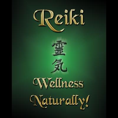 Art: Reiki - Wellness Naturally!