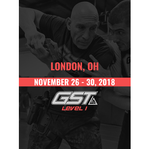 Level 1 Full Certification: London, OH (November 26-30, 2018)