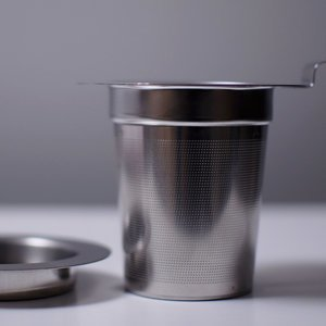18/8 Stainless Steel Infuser Basket & Lid