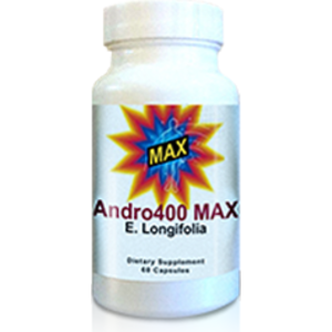 Andro400 MAX (12 Bottles)