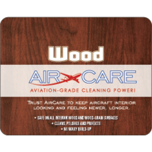 Wood Cleaner Wipes 24 Pack