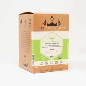 Zai'Rai Sencha Green: 15 Tea Sachets